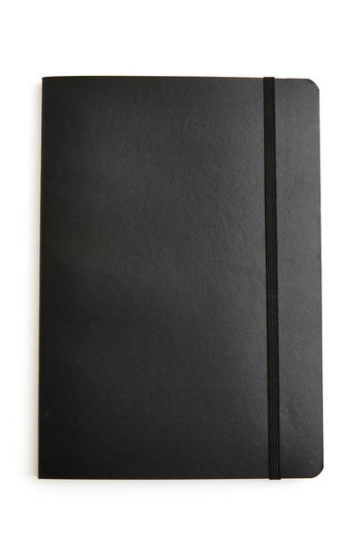 Black A5 Notebook