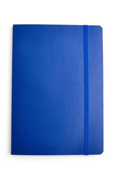 Blue A5 Notebook