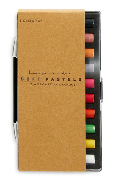 Artist Soft Pastels 10 Pack