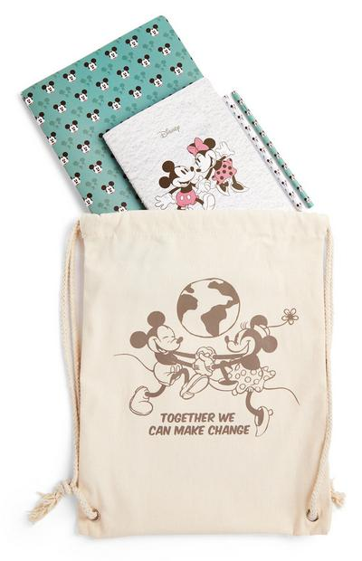 Lot d'articles de papeterie Primark Cares Disney