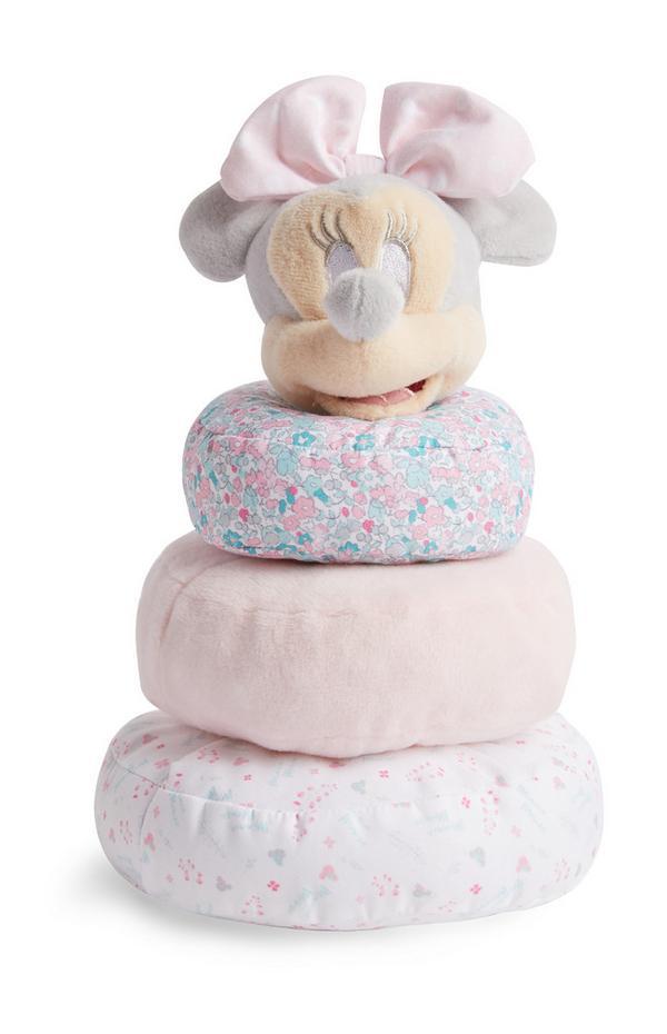 Baby Disney Minnie Mouse Plush Stacker Toy