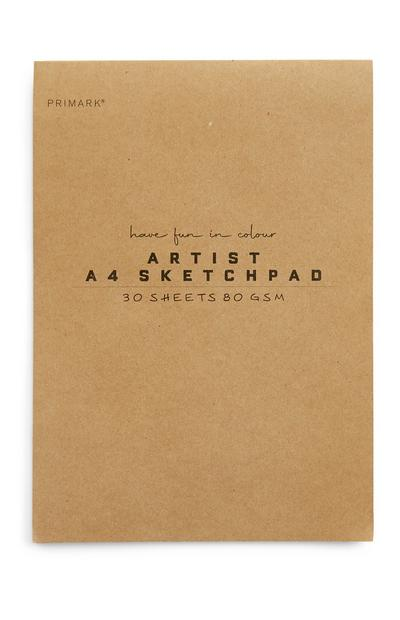 Artist A4 Paper Sketchpad