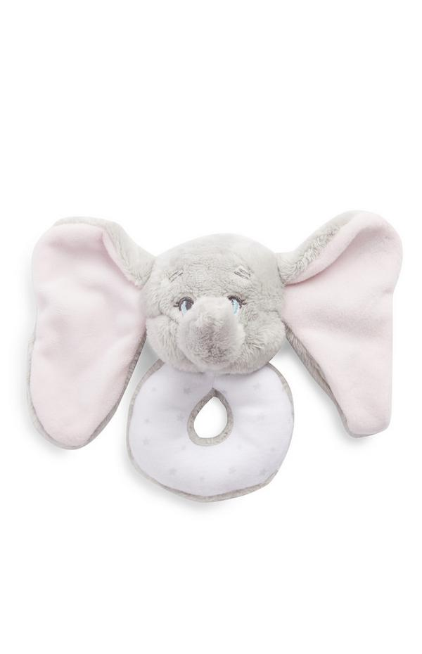 Disney Dumbo Plush Rattle