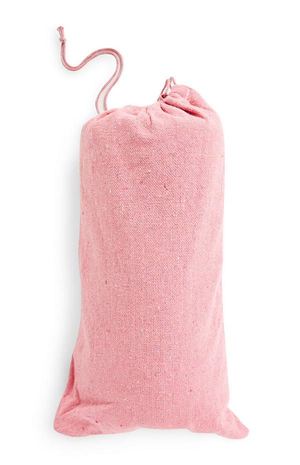 Pink Outdoor Hammock With Bag