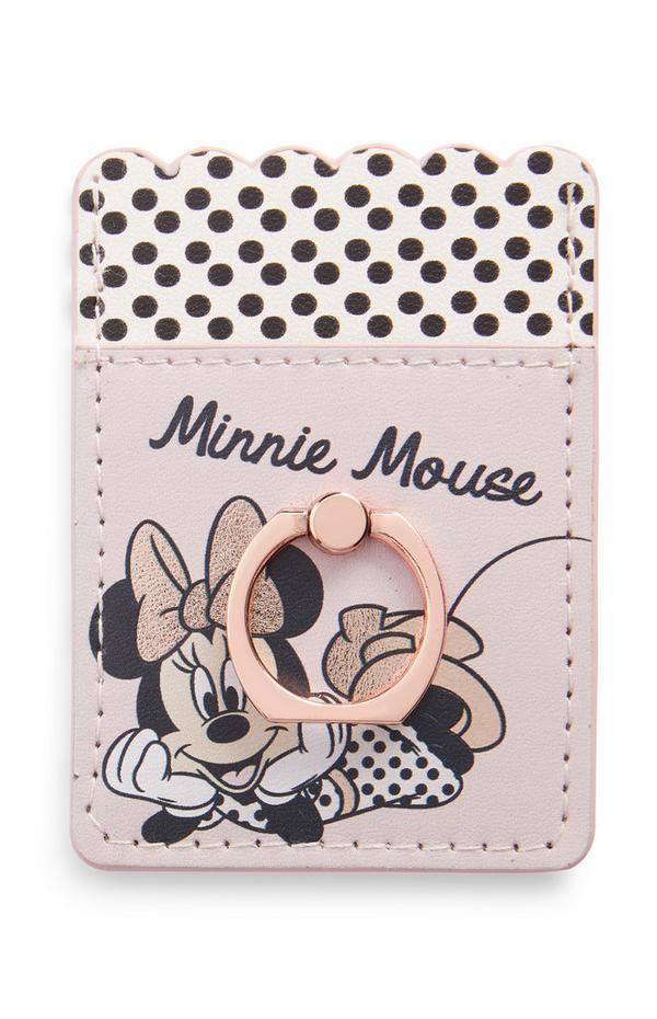 Porta-cartões anel Disney Minnie Mouse
