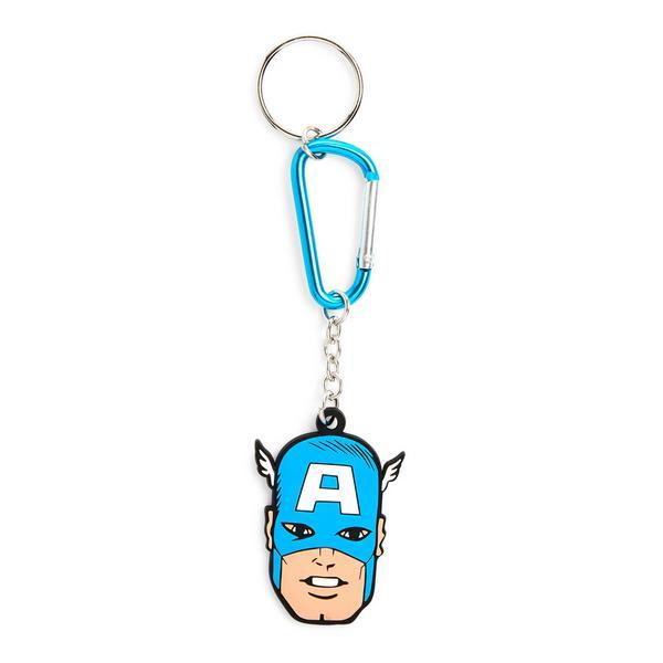 Ciondolo da viaggio Capitan America Marvel