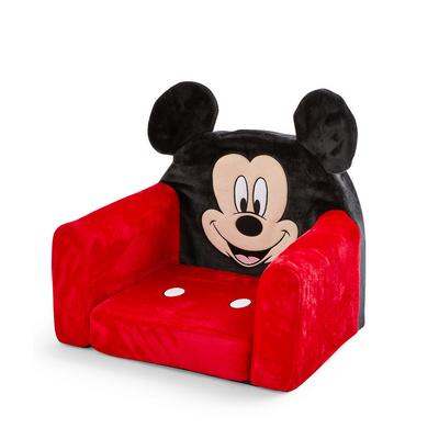 Red Disney Mickey Mouse Pet Bed