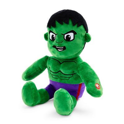 """Große """"Marvel Hulk"""" Plüschfigur"""