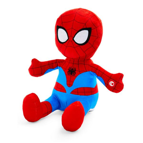 Grande peluche Spiderman Marvel