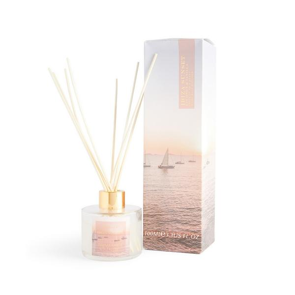 Scenic Printed Ibiza Sunset Diffuser 100ml