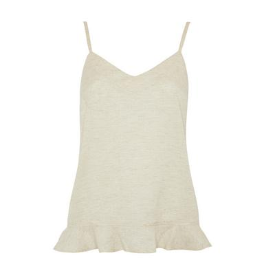 Cream Cotton Camisole