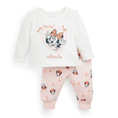 Baby Girl Minnie Mouse Pyjama Set