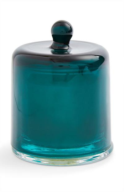 Navy Mood Bell Jar Candle