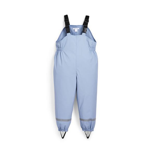 Younger Girl Lilac Rain Pants