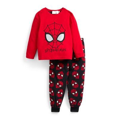 Pyjama en polaire Spiderman garçon