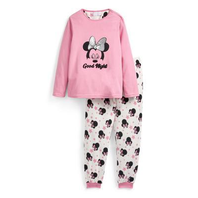 Pyjama en polaire Disney Minnie Mouse ado
