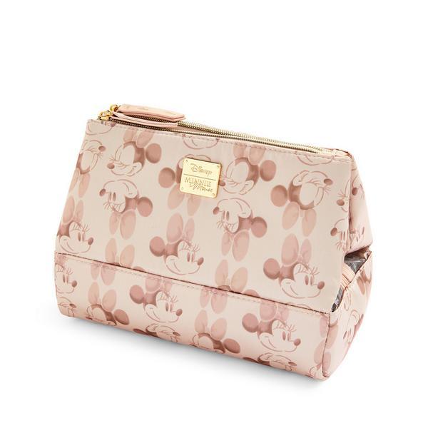 Nécessaire Disney Minnie Mouse cor-de-rosa