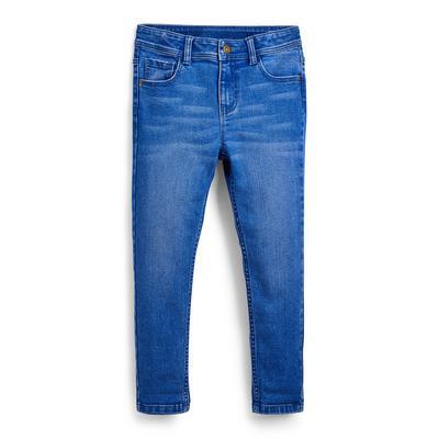 Younger Boy Blue Denim Skinny Jeans