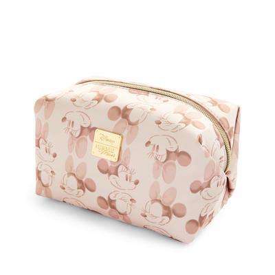 Pink Disney Minnie Mouse Makeup Bag