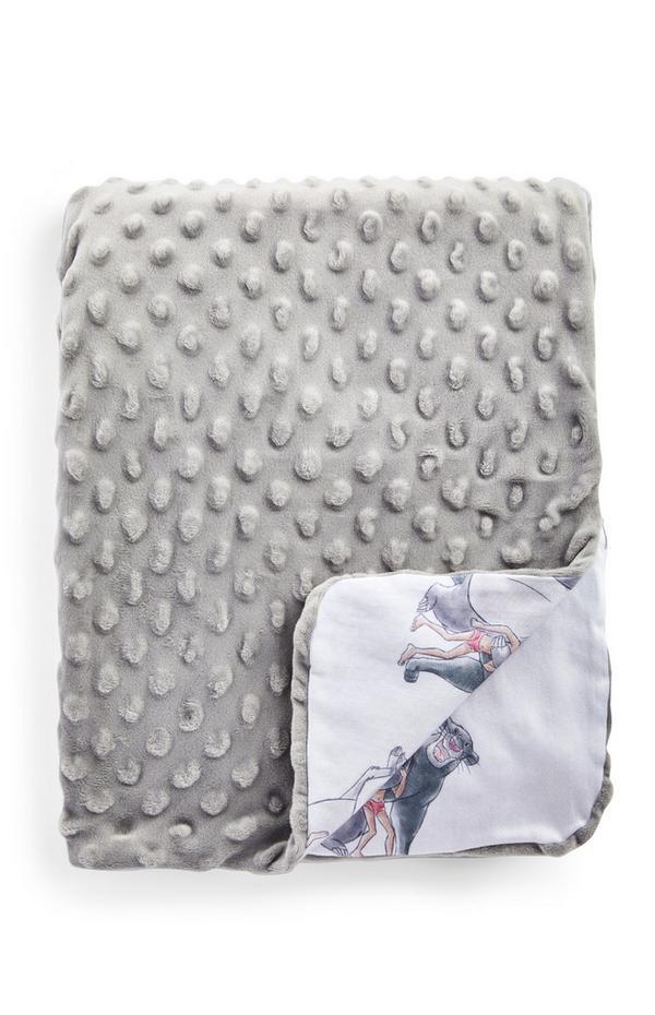 Grey Jungle Book Bump Blanket