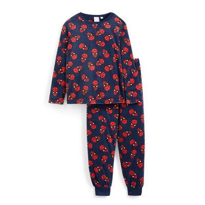 Pyjama en tissu minky Spiderman garçon