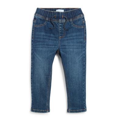 Modre jeans hlače za fantke
