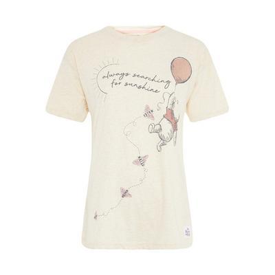 Ivory Winnie The Pooh T-Shirt