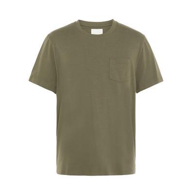 Khaki Stronghold Pocket T-Shirt