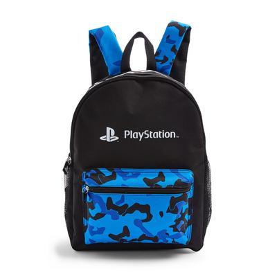 Zwarte Playstation-rugzak