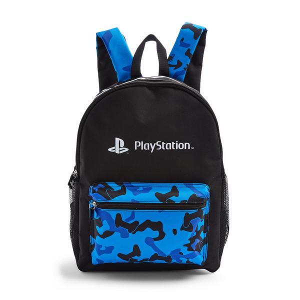 Mochila de Playstation negra