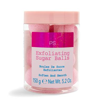 PS Exfoliating Sugar Balls Tub
