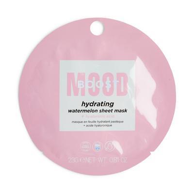 Ps Moodboost Hydrating Watermelon Sheet Face Mask