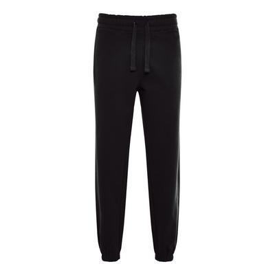 Pantalon de jogging noir Elevated Essential