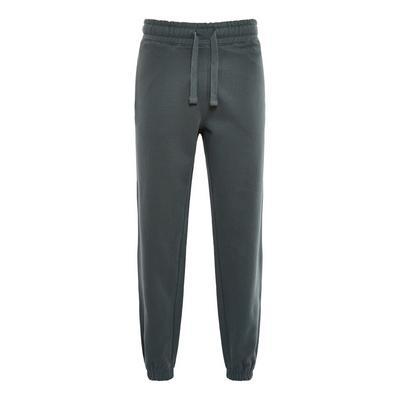 Pantalon de jogging anthracite Elevated Essential