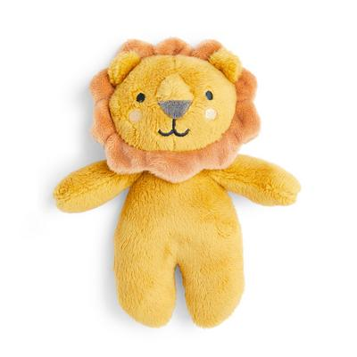 Lion Small Plush Toy
