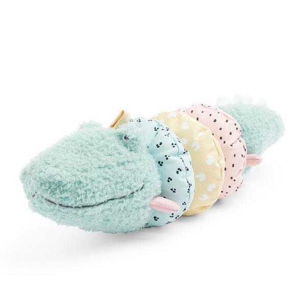 Alligator-Wackel-Plüschtier