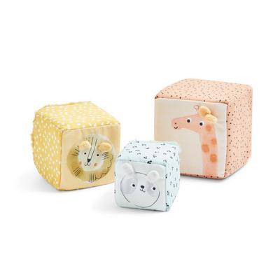 Baby Plush Blocks Set