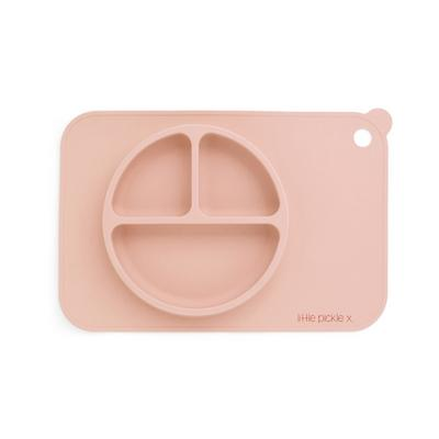 Alfombrilla de alimentación rosa de silicona de Stacey Solomon