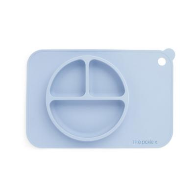 Stacey Solomon Blue Silicone Feeding Mat