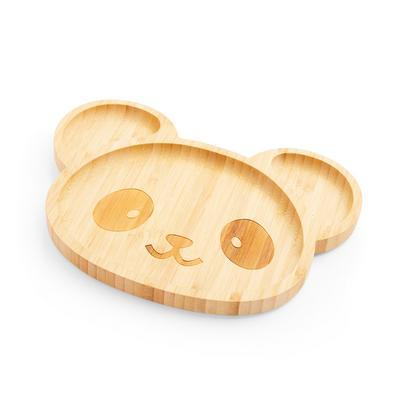 Stacey Solomon Wooden Character Plate