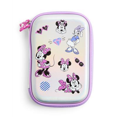 Disney Minnie Mouse Pastel Pencil Case