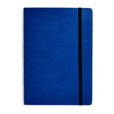 Blue Marvel Embossed A5 Notebook