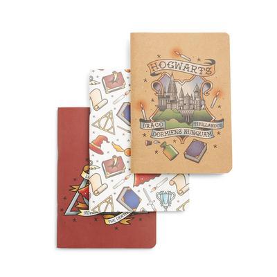 Harry Potter Notebook 3 Pack