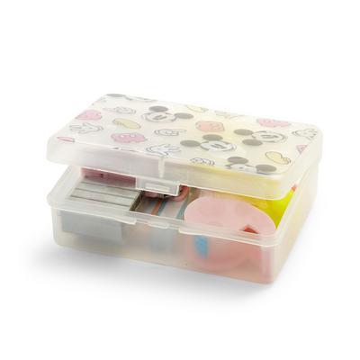 Pastel Disney Mickey Mouse Stationery Kit