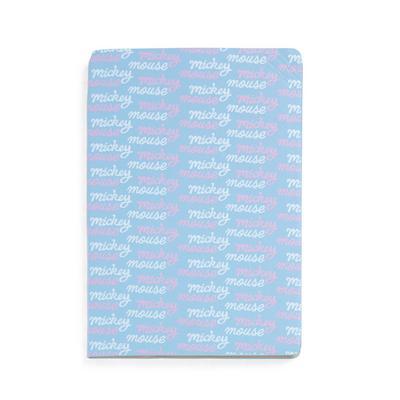 Disney Mickey Mouse Soft Notebook B5