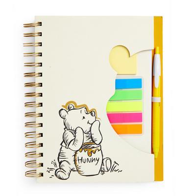 Winnie The Pooh A5 Tab Notebook