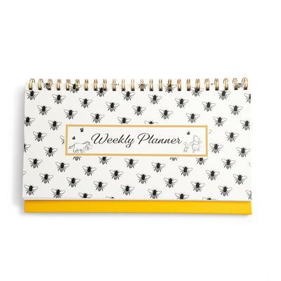 Winnie The Pooh Weekly Desk Planner