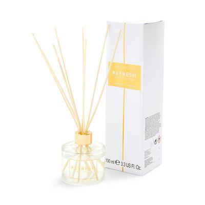 Difusor bambu Refresh Clean Cotton 100 ml