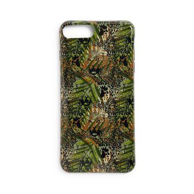 Jungle Print Phone Case
