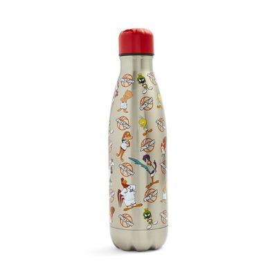Space Jam Metal Water Bottle